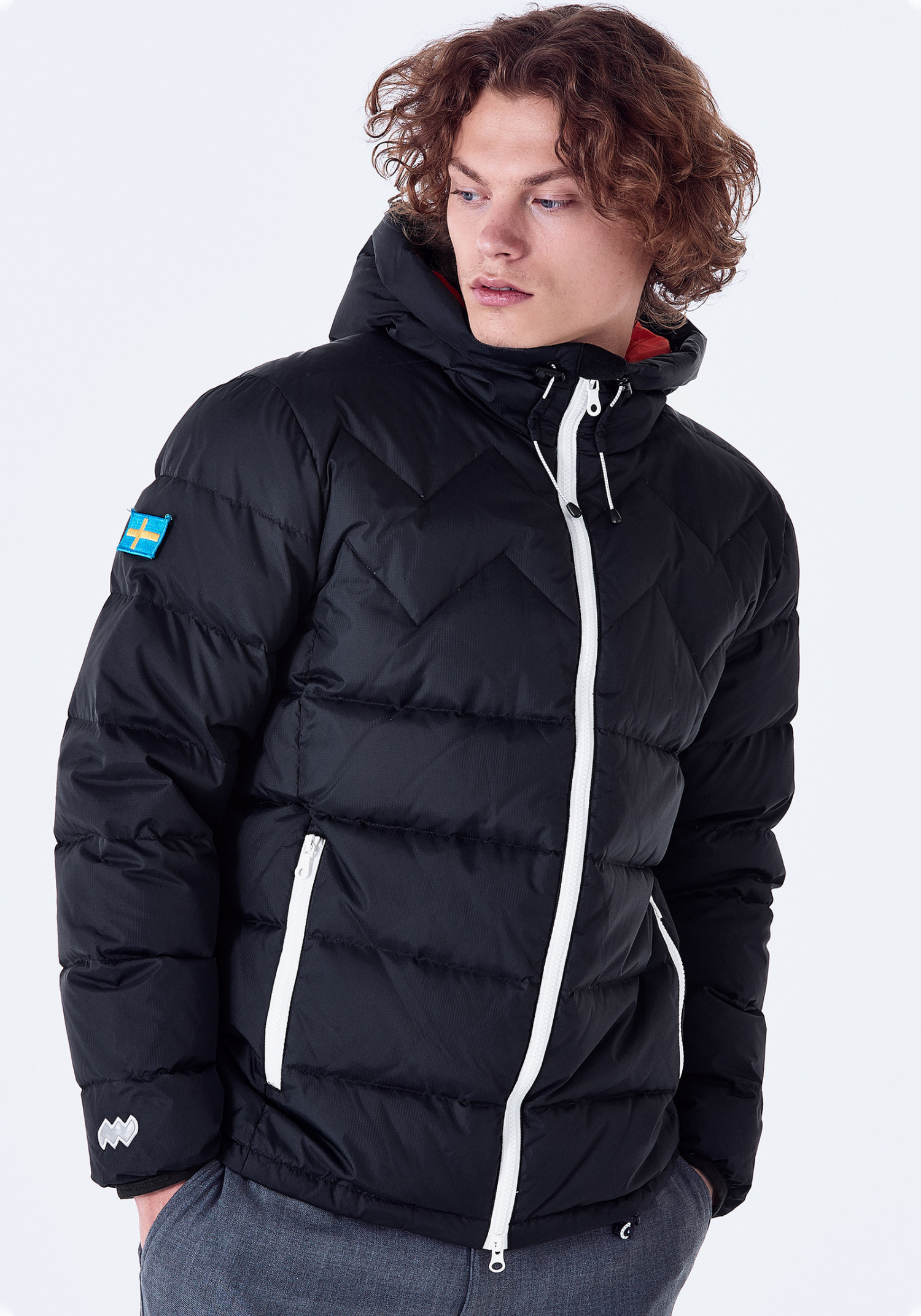 Mountain Works MS NATIONS DOWN PARKA, BLACK