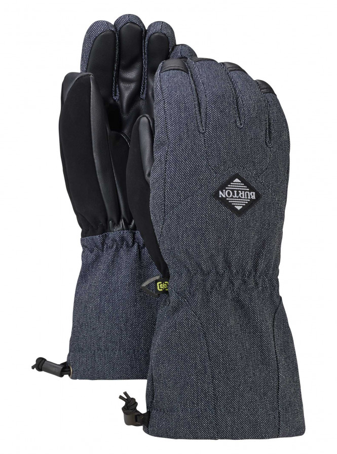 BURTON YOUTH PROFILE GLOVE, DENIM