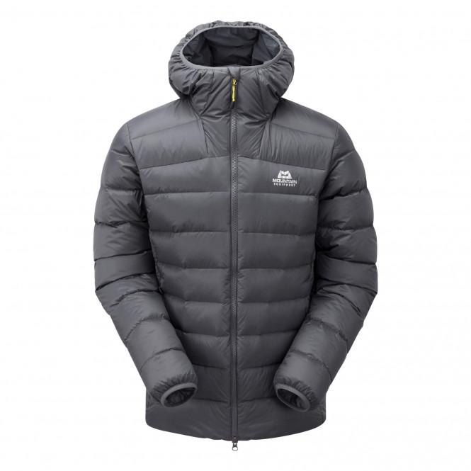 Mountain Equipment Skyline Hooded Jacket, Shadow Grey