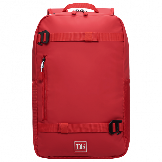 Douchebags The Scholar Backpack, Scarlet Red