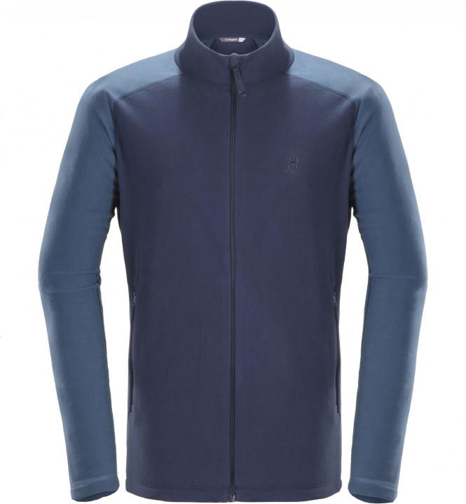Haglöfs Astro II Jacket Men, Tarn Blue/Blue Ink