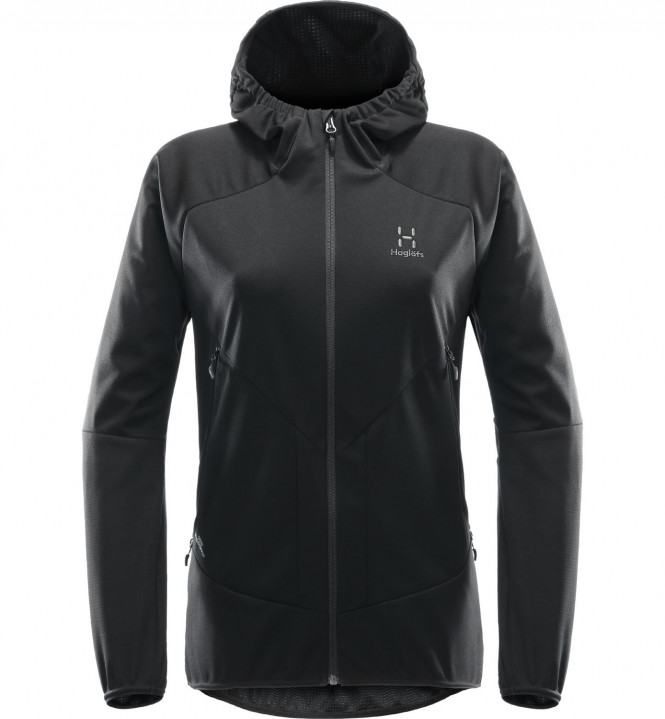 Haglöfs Multi WS Hood Women, True Black