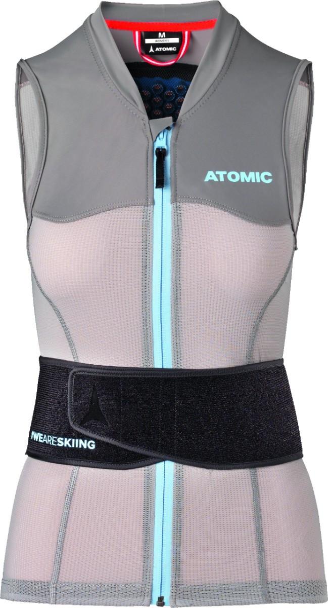 ATOMIC LIVE SHIELD Vest AMID W Grey