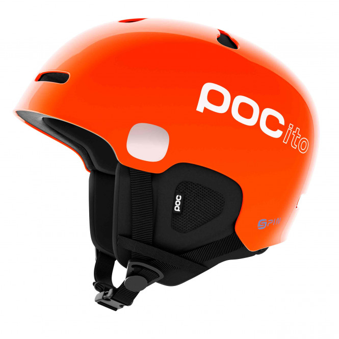 POC POCito Auric Cut SPIN, Fluorescent Orange