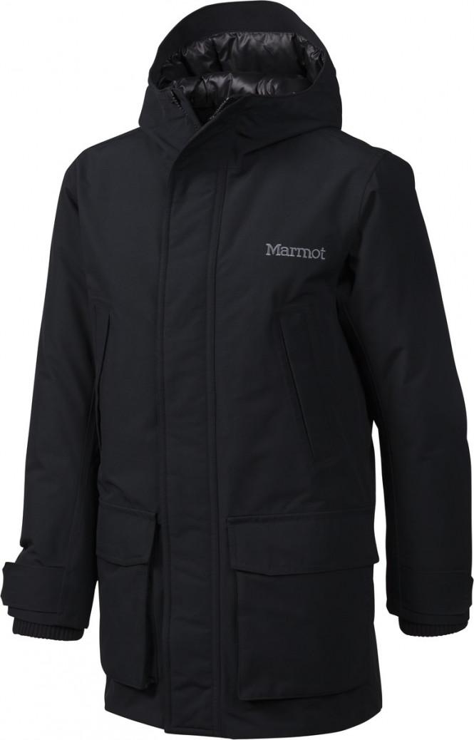 Marmot Hampton Jacket, Black