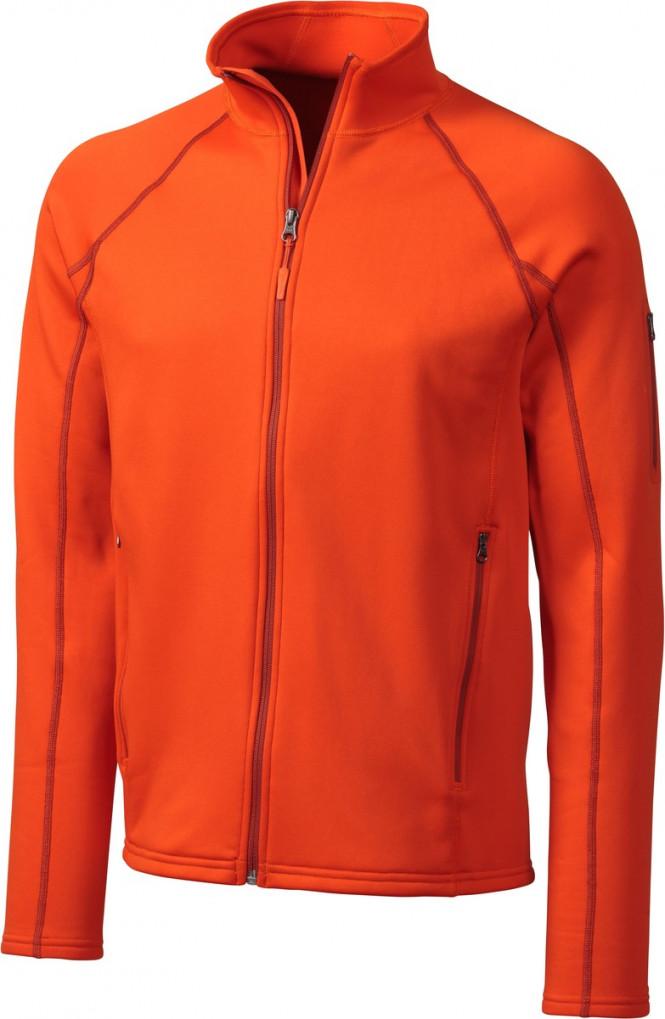 Marmot Stretch Fleece Jacket, Sunset Orange