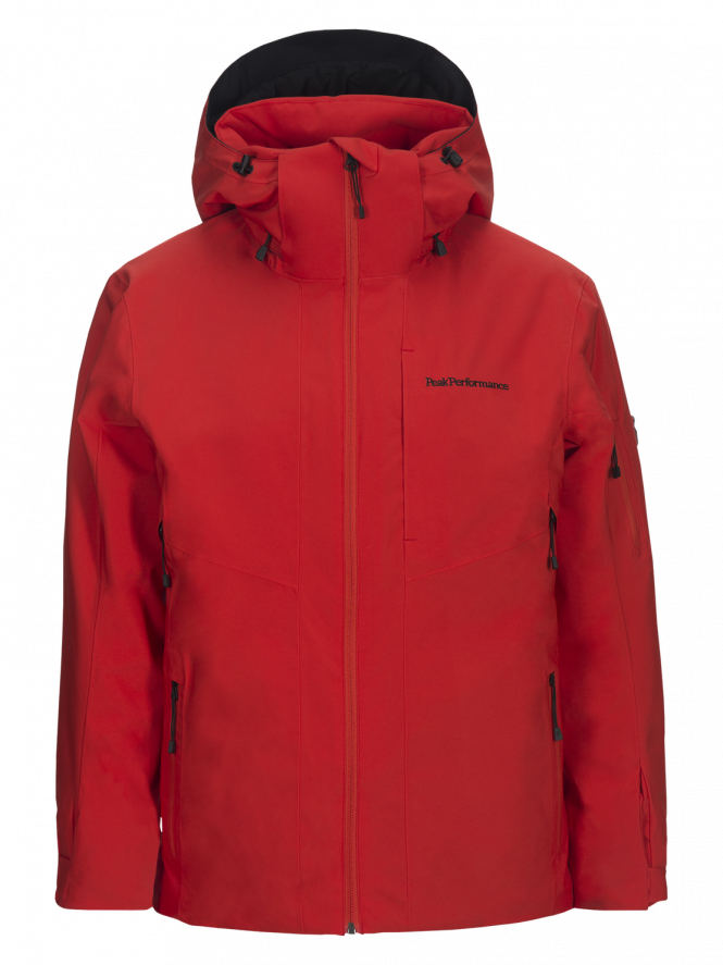 Peak Performance MAROON JACKET, Dynared
