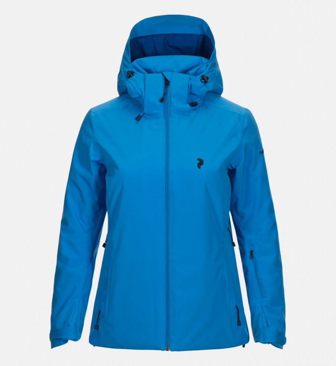 Peak Performance W ANIMA JACKET, Island Blue