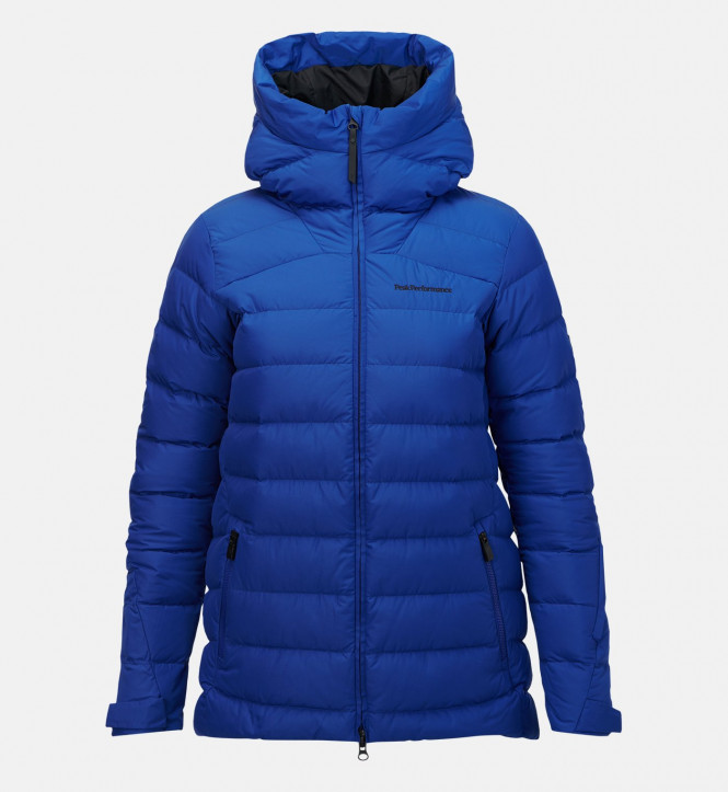 Peak Performance W SPOKAND JACKET, Island Blue