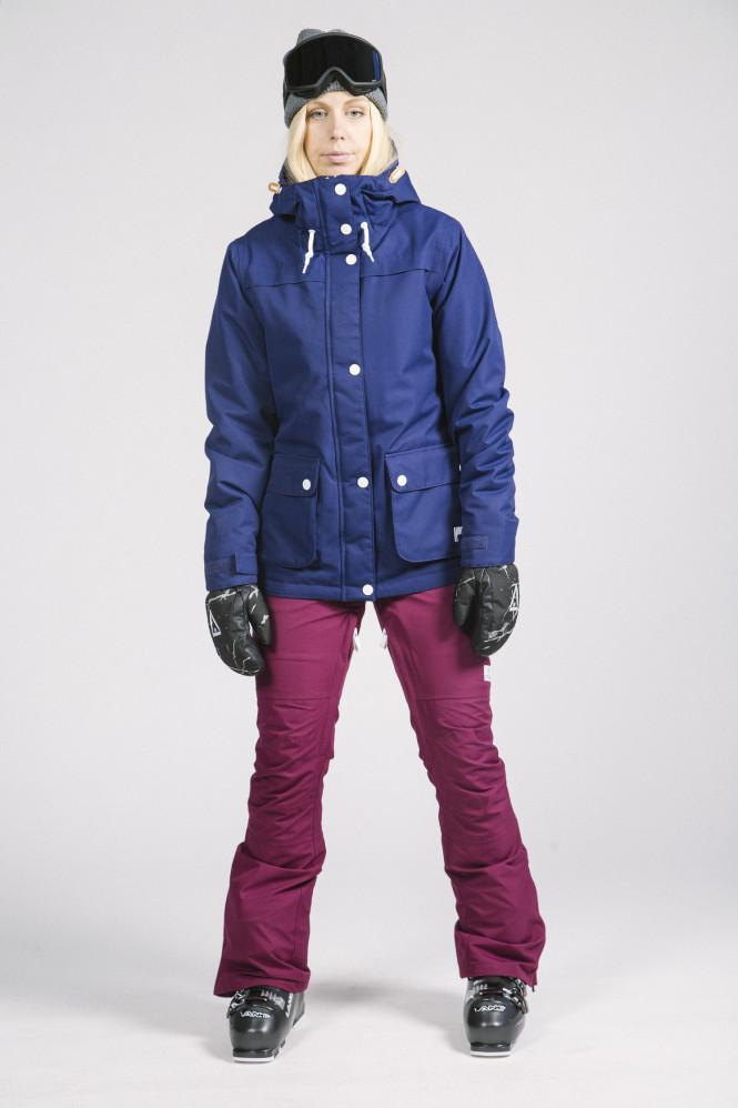 Wear colour Ida Jacket, Midnight Blue