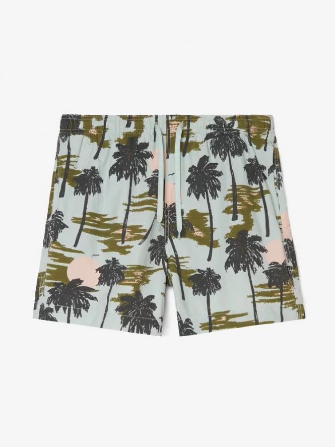 WeSC Zack Hawaii swim trunks, Hawaii Day