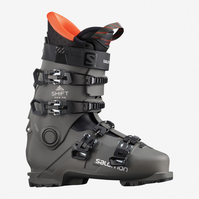 SALOMON SHIFT PRO 90 Belluga/BLACK/Orange