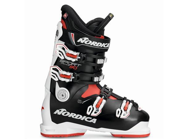 NORDICA Sportmachine 90 Vit/Svart