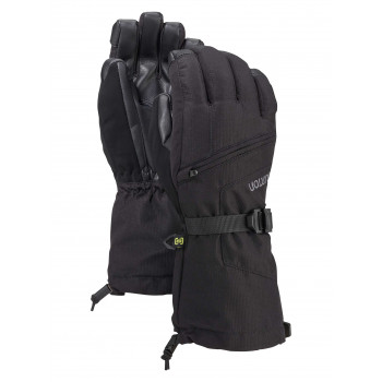 BURTON YOUTH VENT GLV, TRUE BLACK