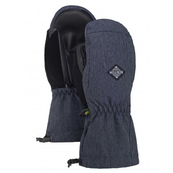 BURTON YOUTH PROFILE MITT, DENIM