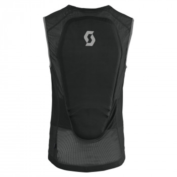 Light Vest Ms Actifit, black/grey