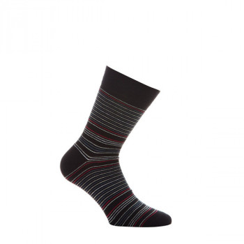 WESC Thin sock socks, black