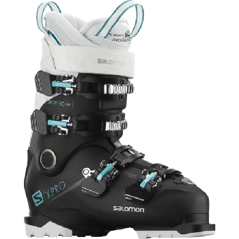 SALOMON X PRO 90 W Sport BLACK/Anthracite/White