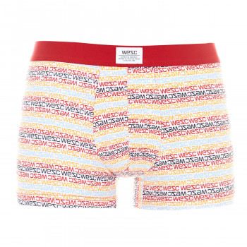 WESC WeSC Boxer Brief underwear, pompeian red