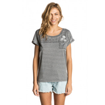 Rip curl HIGH TIDE TEE , ASPHALT