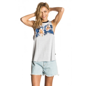 Rip curl HOT SHOT MUSCLE , WHITE