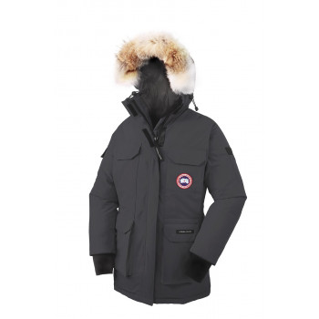 CANADA GOOSE LADIES EXPEDITION PARKA, GRAPHITE