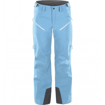 Haglöfs Khione Pant Women, Blue Fox