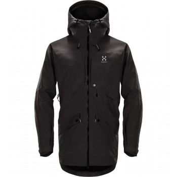 Haglöfs Nengal Parka Men, True Black