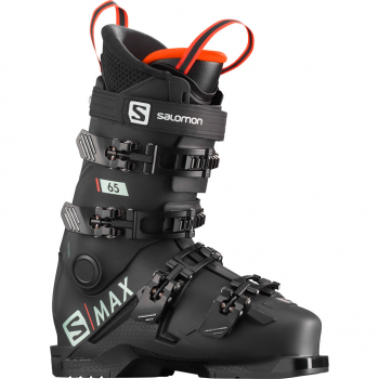 SALOMON S/MAX 65 BLACK/Red