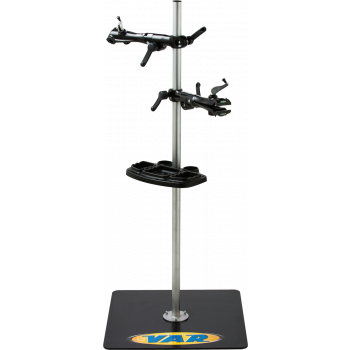 VAR Pro double clamp repair stand
