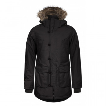 ICEPEAK TONY PARKA, BLACK