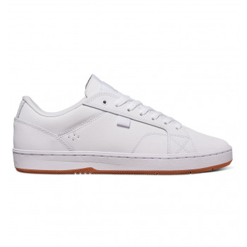 DC ASTOR M SHOE, WHITE/GUM
