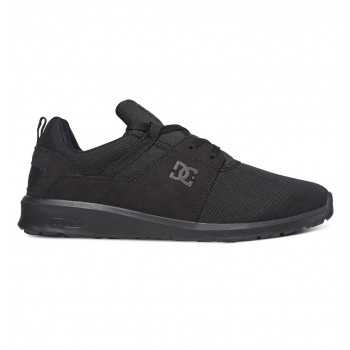 DC HEATHROW M SHOE, BLACK/BLACK/BLACK