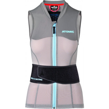 ATOMIC LIVE SHIELD Vest AMID W Grey