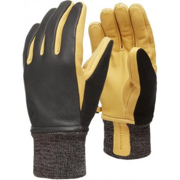 Black Diamond DIRT BAG GLOVES, Black