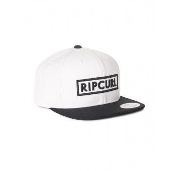Rip Curl UNDERTOW BOX SNAP BACK CP , WHITE