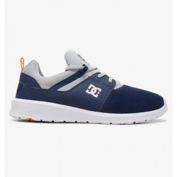 DC HEATHROW M SHOE, NGH,Navy/Grey