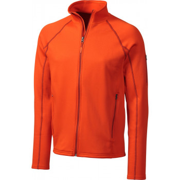 Marmot Stretch Fleece Jacket, Sunset Orange