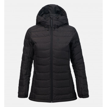 Peak Performance W BLACKBURN JACKET, Black