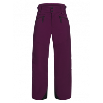 Peak Performance GREY HAWK PANT JR, Blood Cherry