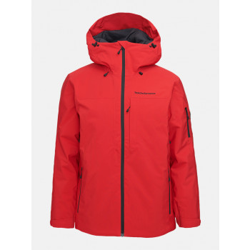 Peak Performance M Maroon Jacket The Alpine