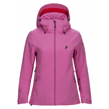 Peak Performance W ANIMA JACKET, Vibrant Pink