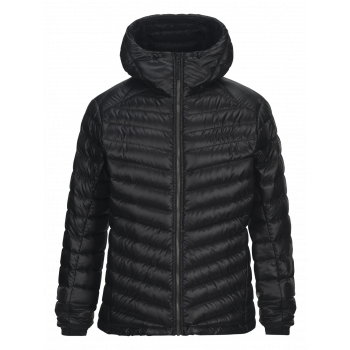 Peak Performance ICE DOWNHOOD JACKET, Black