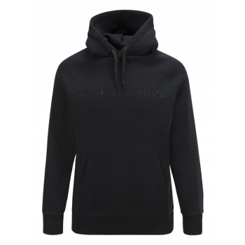 Peak Performance LOGO HOOD, BLACK