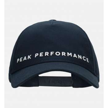 Peak Performance LOGO CAP, Blue Shadow