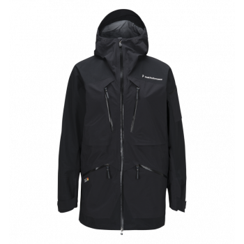 Peak Performance HELI VERTJ, Black