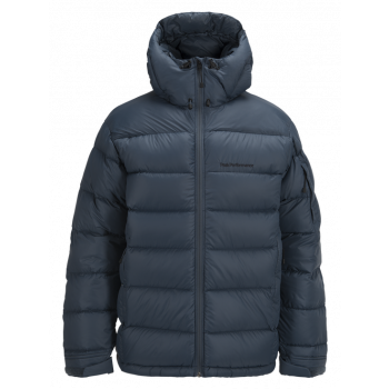 Peak Performance FROST DOWN JACKET, Blue Steel