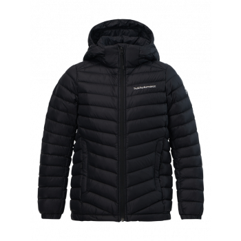 Peak Performance FROST DOWN HOOD JR, ARTWORK
