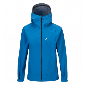 PEAK PERFORMANCE STARK JACKET, Mosaic Blue