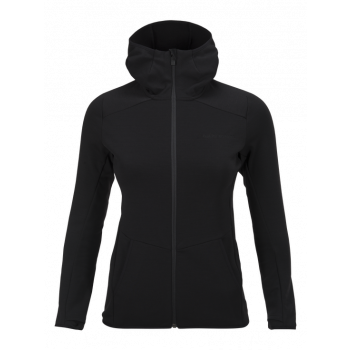 Peak Performance W HELO HOOD JACKET, Black